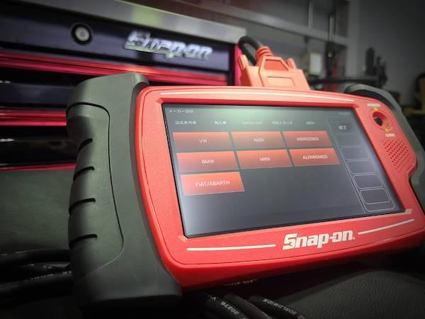 Snap-on スキャンツール 故障診断機